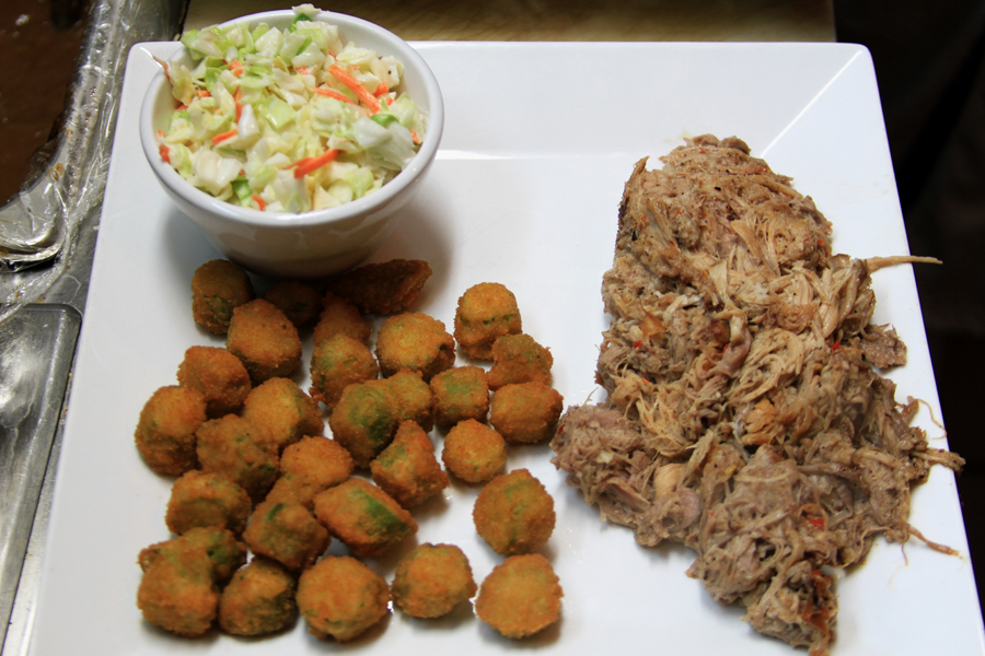 Simply Southern Kitchen  Fried Okra