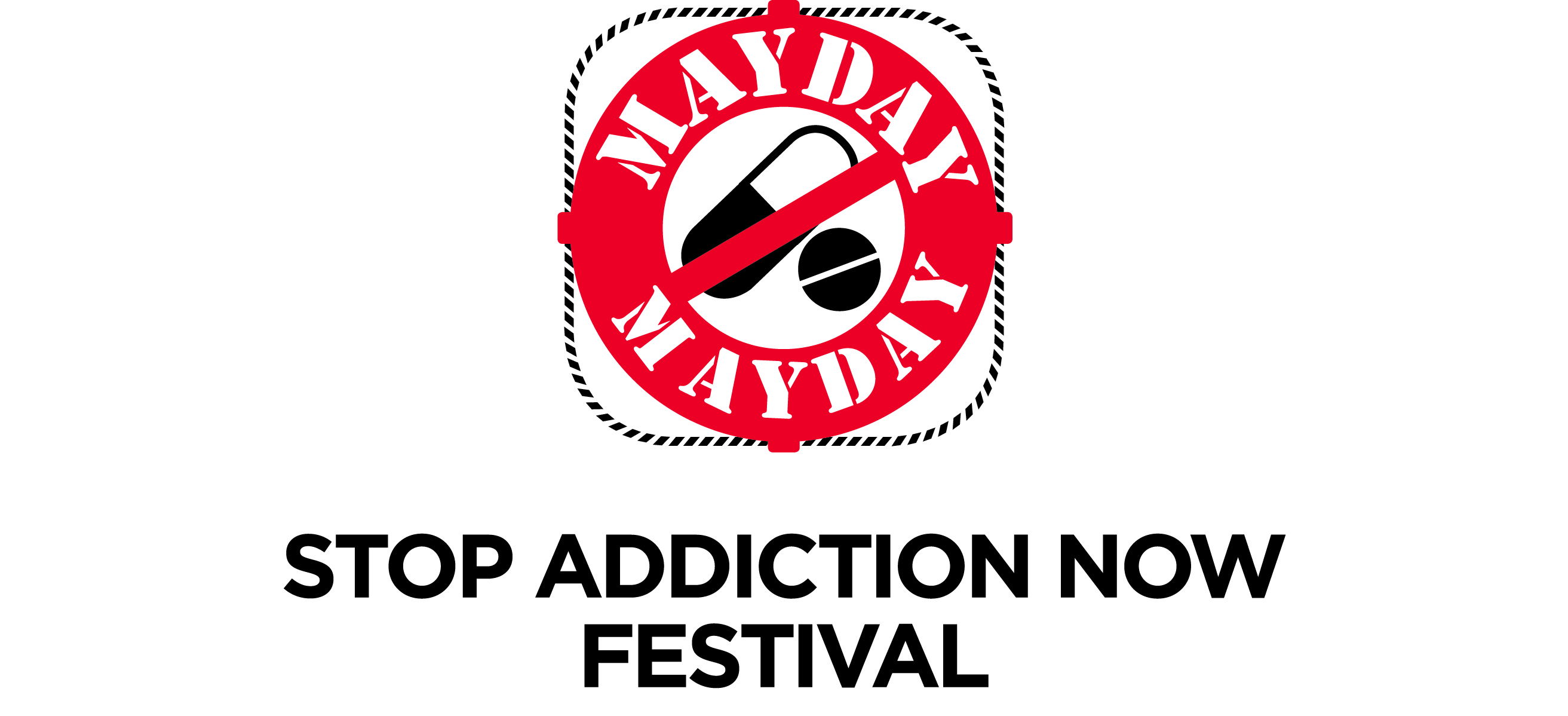 Mayday 2018 Festival Stop Addiction Now