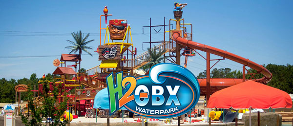 Calico Jack Water Park OBX