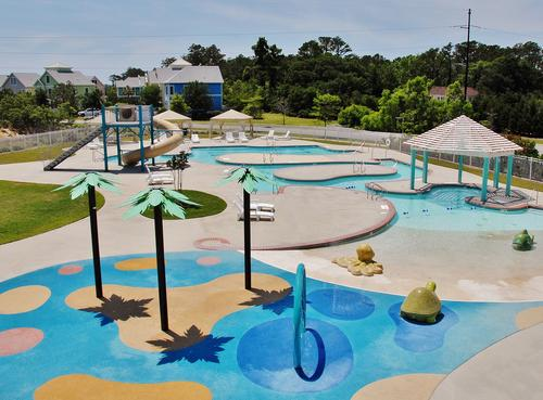 OBX Waterpark Baby Pool