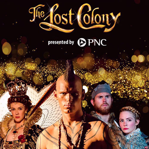 The Lost Colony Drama 2018