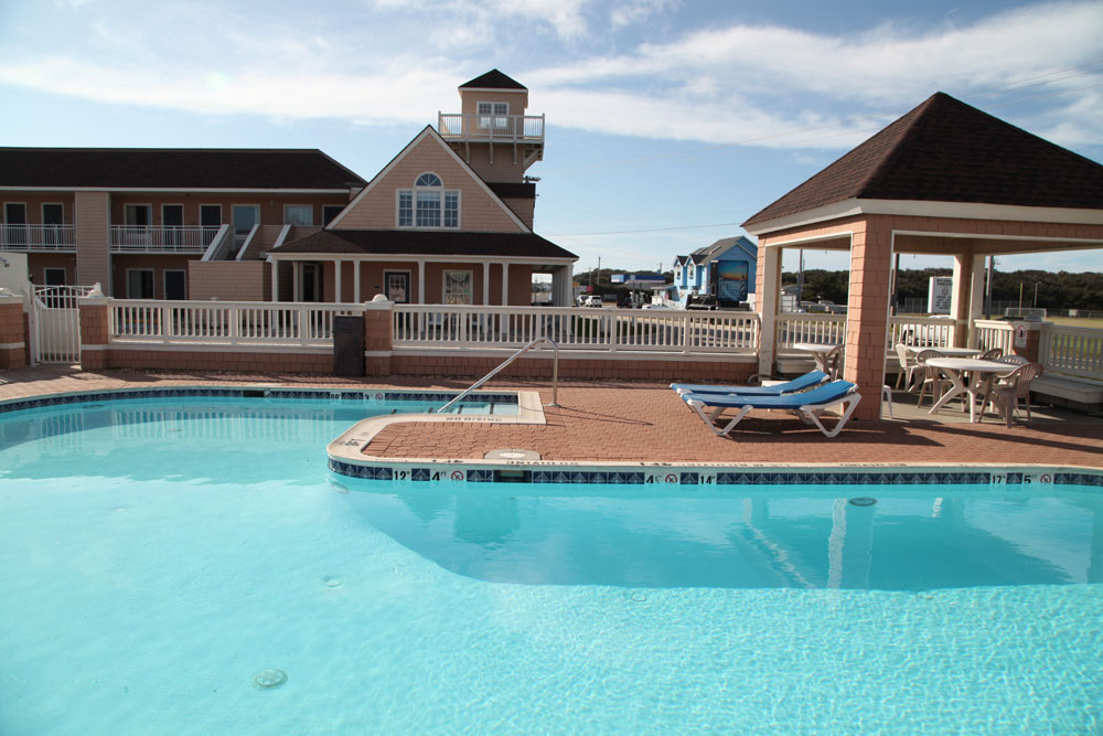 Hatteras Island Inn Pools