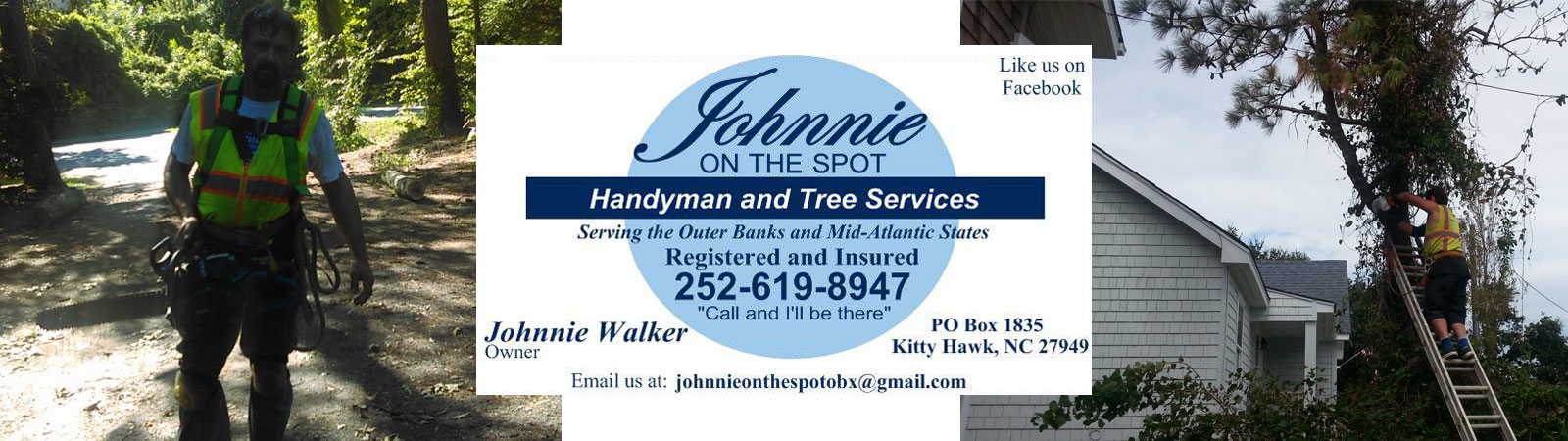 OBX handyman tree services