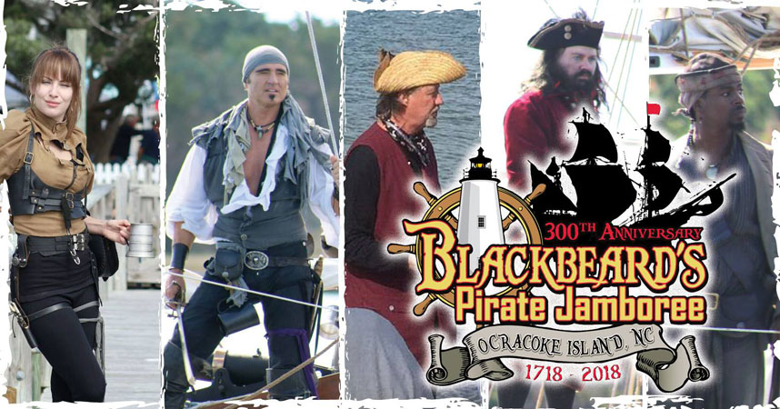 Pirate Jamboree 2018