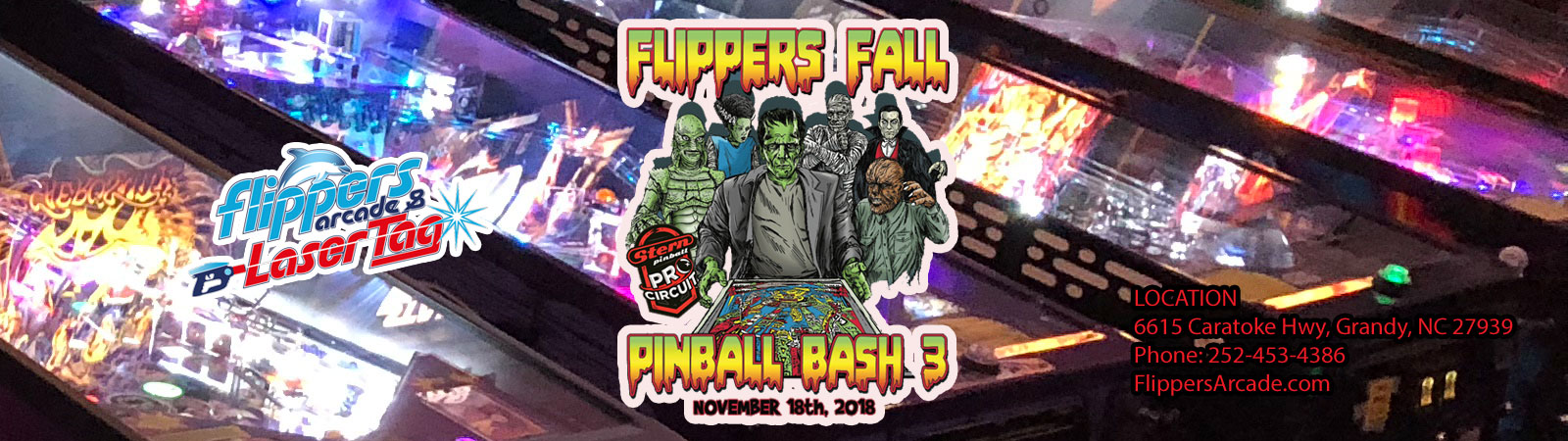 pinball bash 3 2018