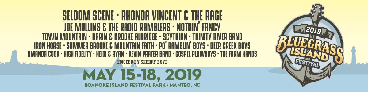 OBX Bluegrass festival 2019